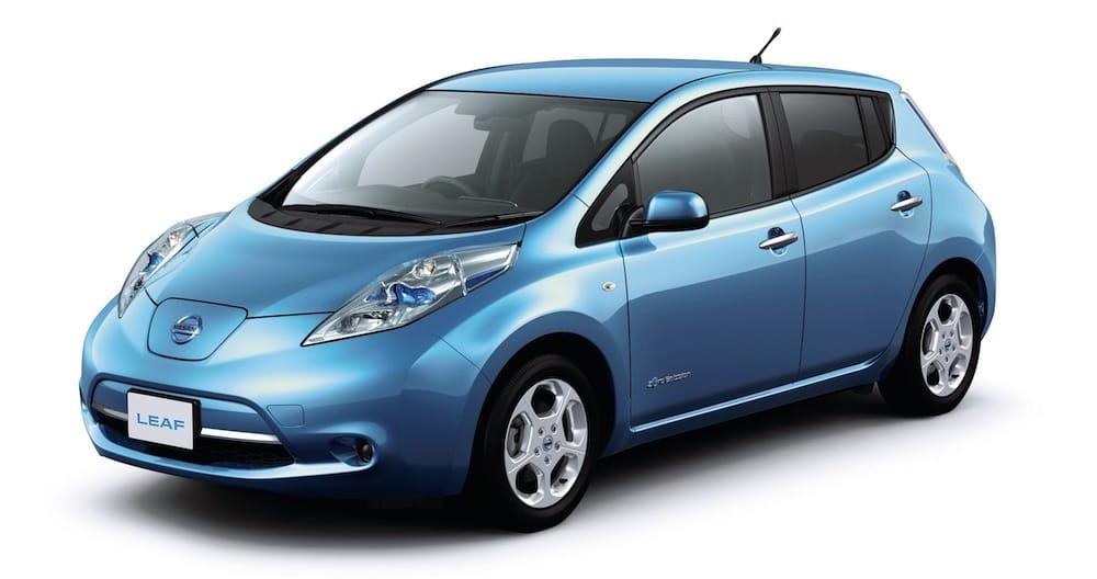 Nissan Leaf (24kWh)