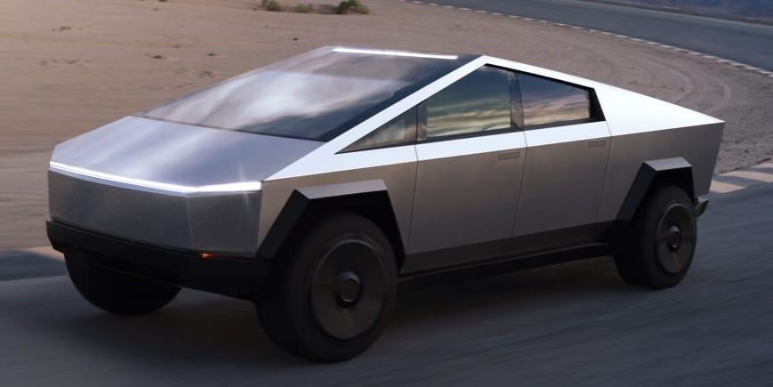 Tesla Cybertruck Dual