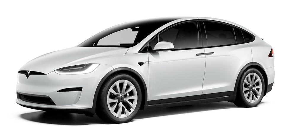Tesla Model X (used)