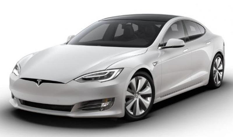 Tesla Model S (used)